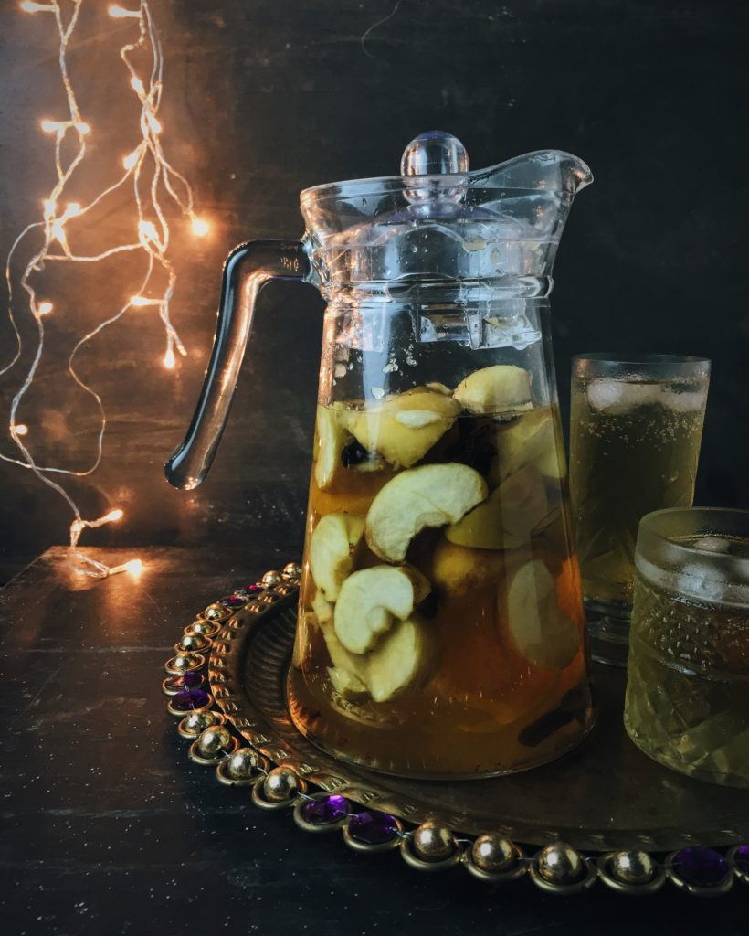 Baked Apple Sangria