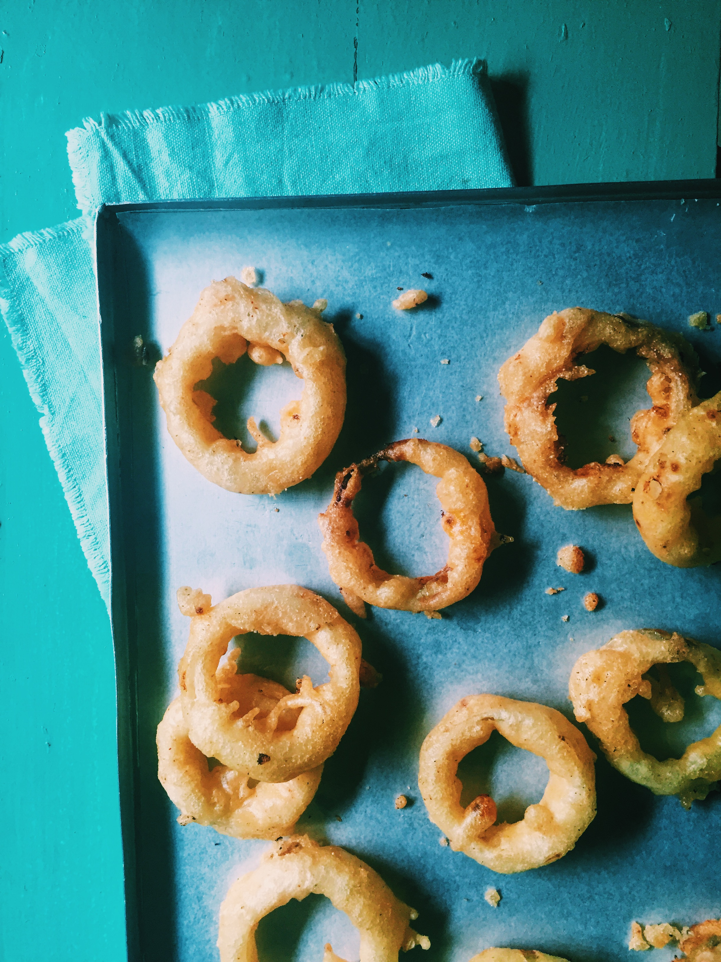 Buttermilk and Beer: Understanding Onion Rings