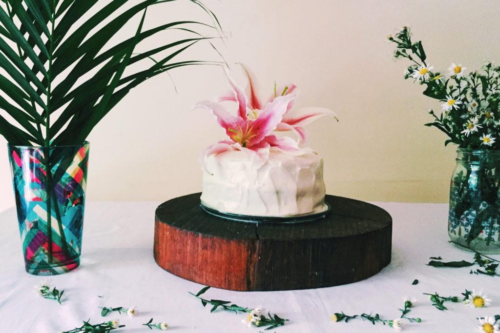 Zabaione Cake
