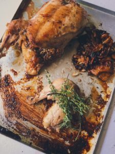 Ghost Chilli Roast Chicken