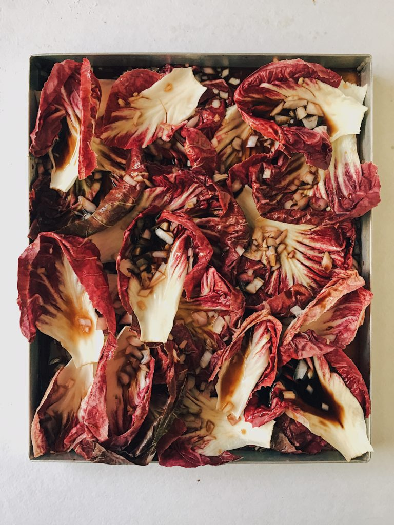 Marinated Radicchio