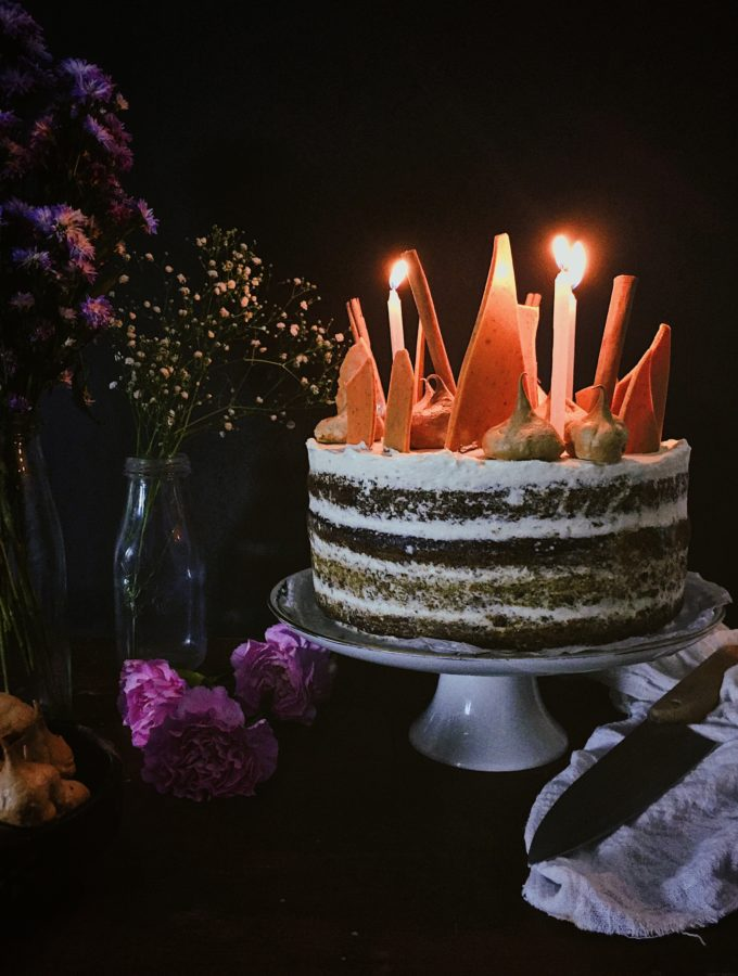 The Silver Palate Carrot Cake 2