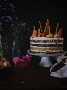 The Silver Palate Carrot Cake