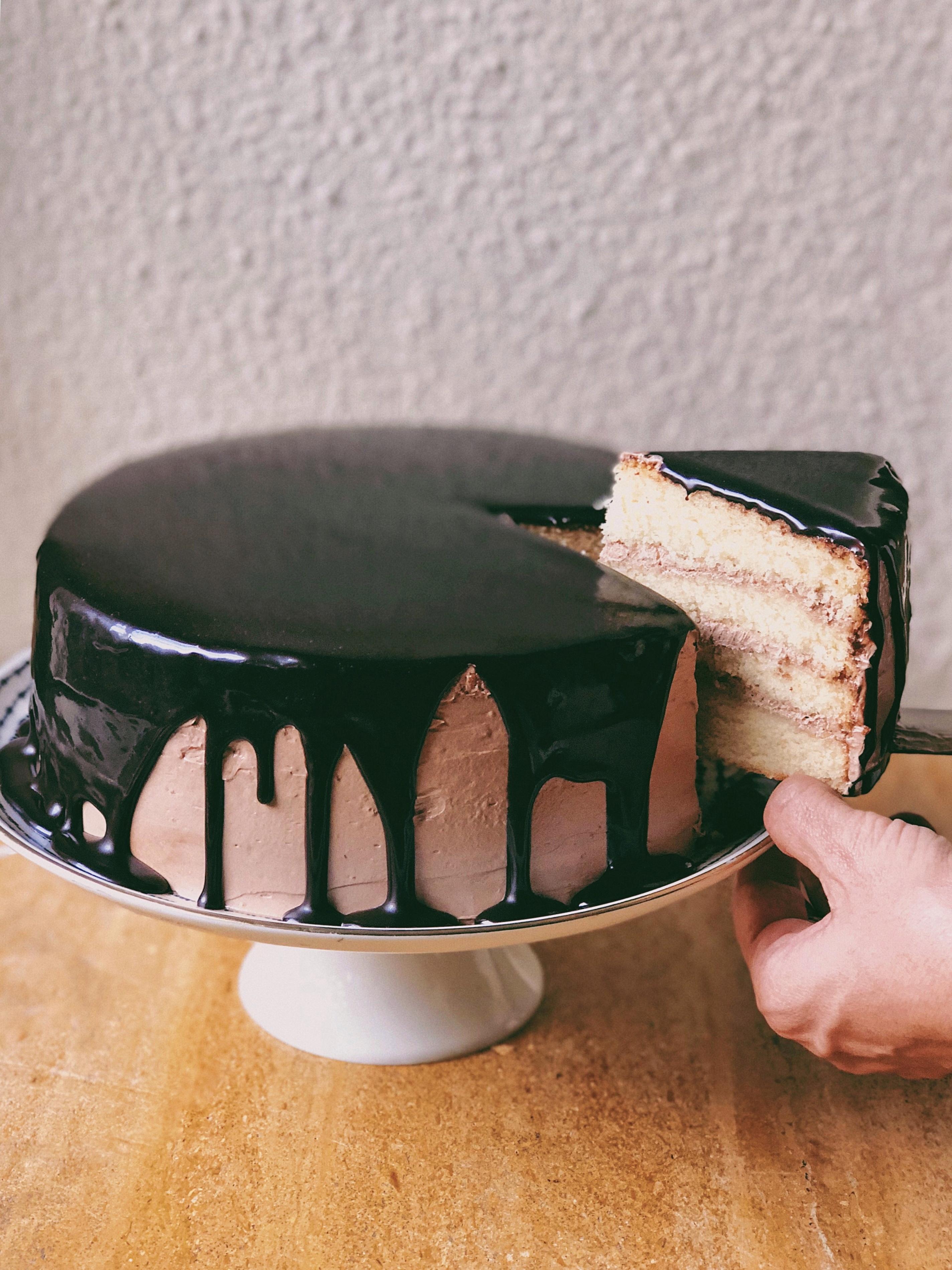 Mastering The Beranbaum White Velvet Cake With French Chocolate Buttercream