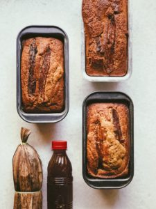 Sukeli and Kakvi Banana Bread