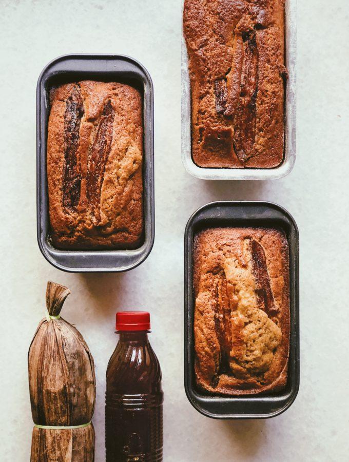 Sukeli and Kakvi Banana Bread