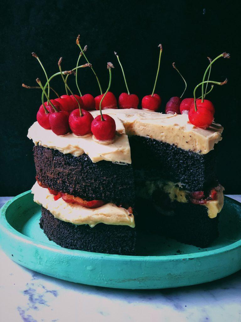 Cherry Cake 6