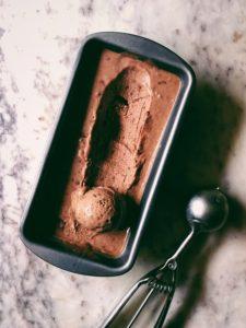 Ferrero Rocher and Nutella Ice Cream 2