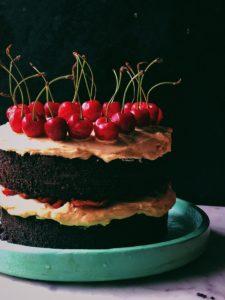 Cherry Cake 7