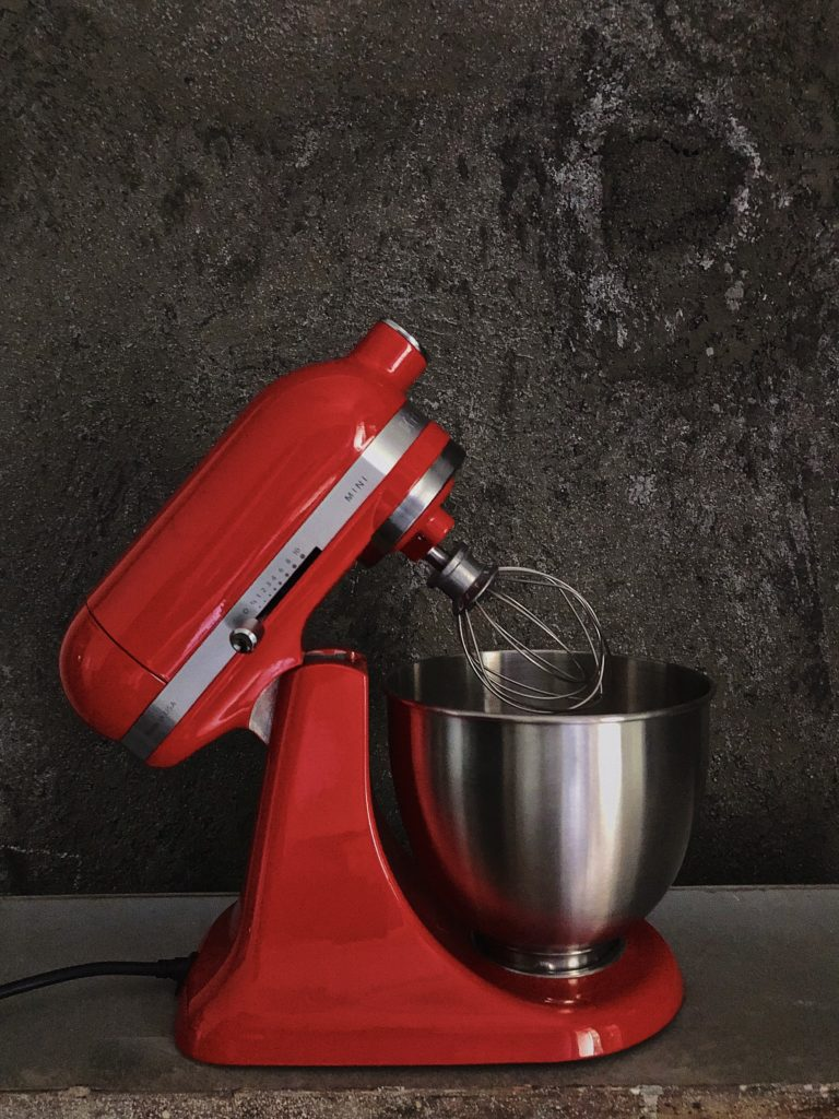 Stand mixer 1