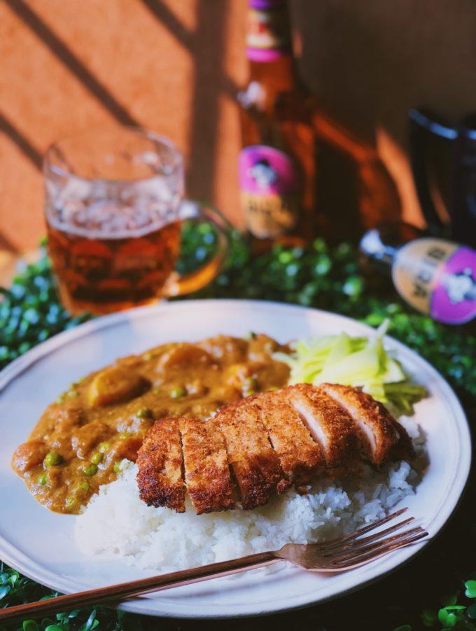 Katsu curry 1