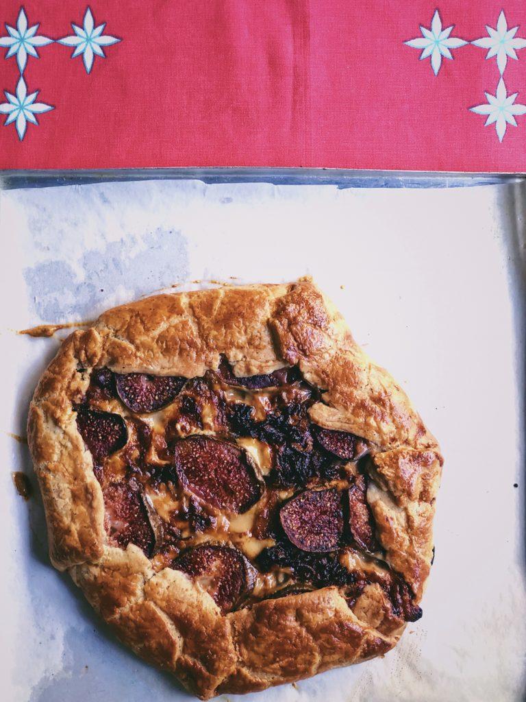 The Best Fig Tart