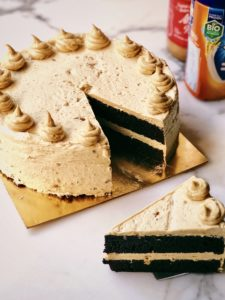 Horlicks cake 3