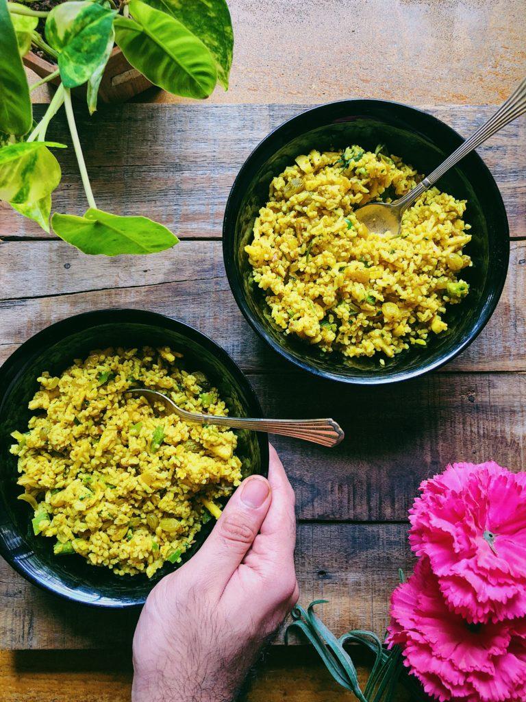 Ankiet's Coronation Rice Salad