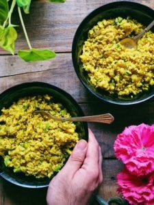 Ankiet's Coronation Rice Salad 3